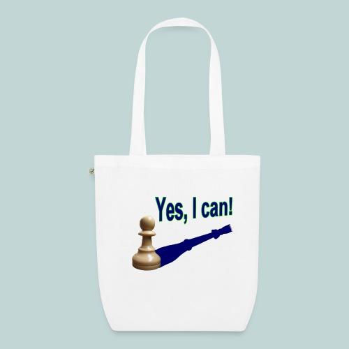 Yes, I can! 1 - Bio-Stoffbeutel