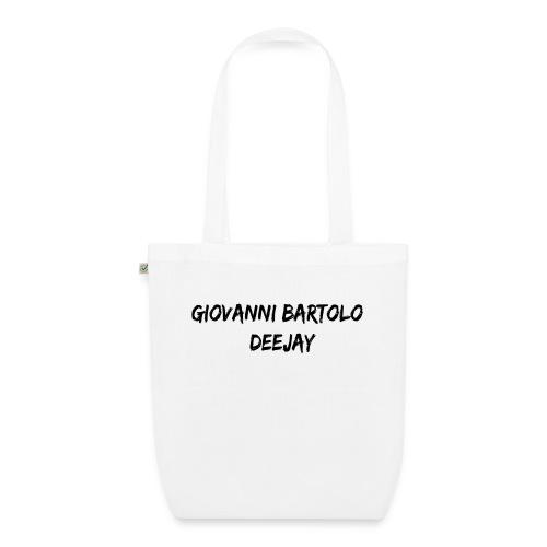 Giovanni Bartolo DJ - Borsa ecologica in tessuto