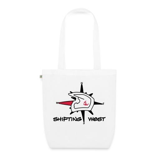 Shifting West Logo vector - Bio stoffen tas