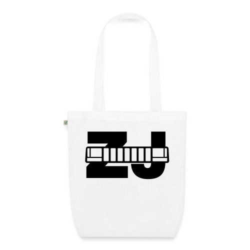 Jeep ZJ grill - EarthPositive Tote Bag