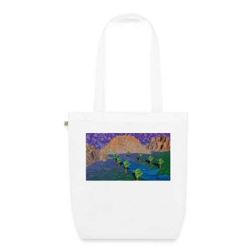 Silent river - EarthPositive Tote Bag
