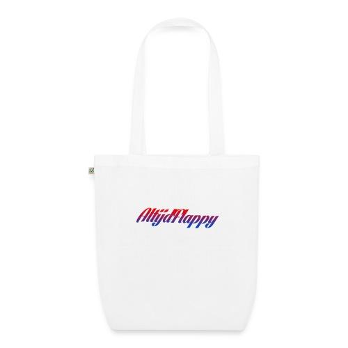 T-shirt AltijdFlappy - Bio stoffen tas