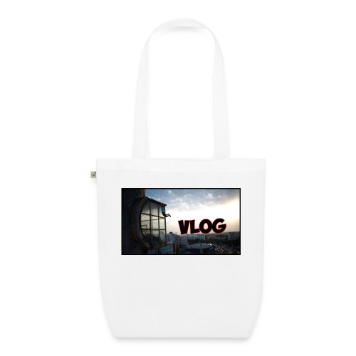 Vlog - EarthPositive Tote Bag