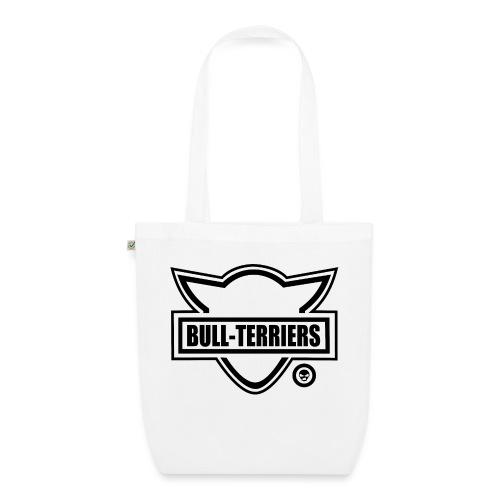 Bull Terrier Original Logo - EarthPositive Tote Bag