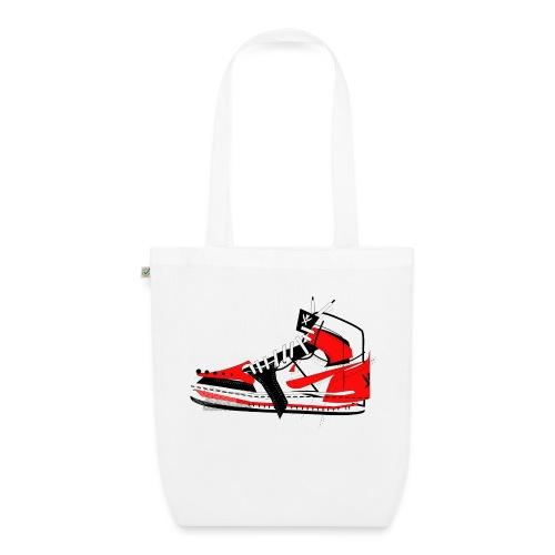 Destrukt my Shoes by MiZAl Touch Concept - Ekologiczna torba materiałowa