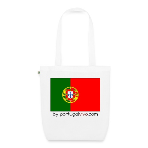 Drapeau Portugal - Sac en tissu biologique