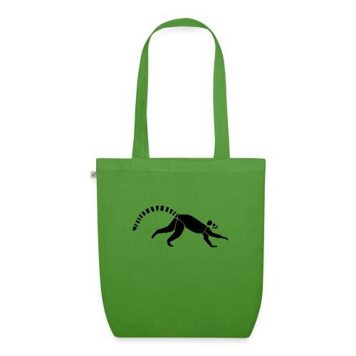 Lemur - Bio-Stoffbeutel