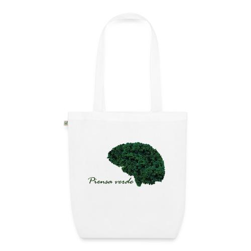 Piensa verde - Bolsa de tela ecológica