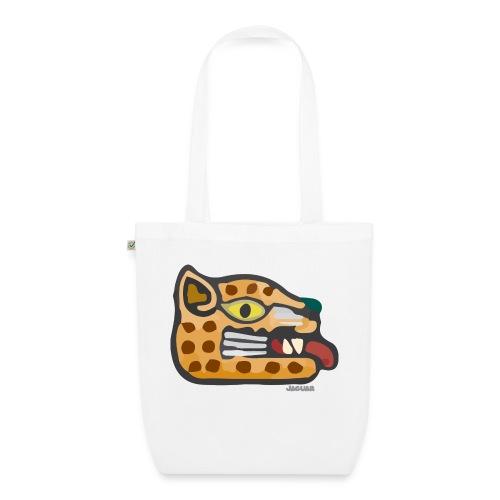 Aztec Icon Jaguar - EarthPositive Tote Bag