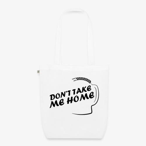 dont_take_me_home - Bio stoffen tas
