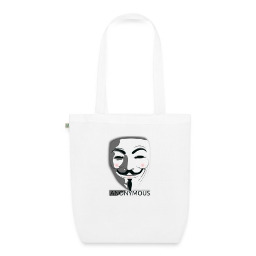Anonymous - EarthPositive Tote Bag