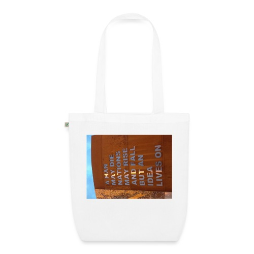 An Idea Lives On - EarthPositive Tote Bag