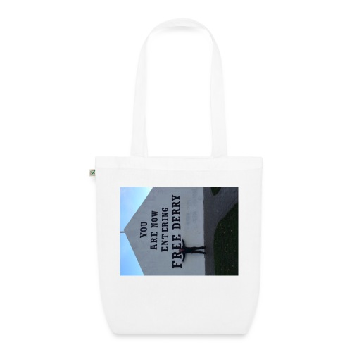 free derry - EarthPositive Tote Bag