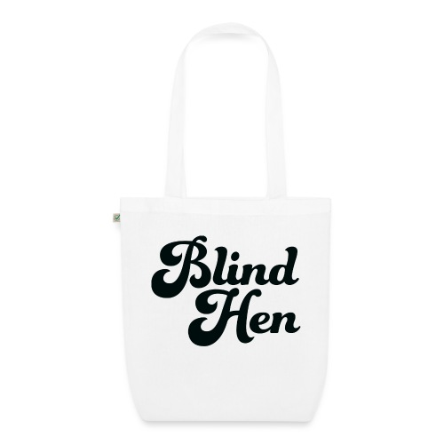 Blind Hen - Logo Lady fit premium, blue - EarthPositive Tote Bag