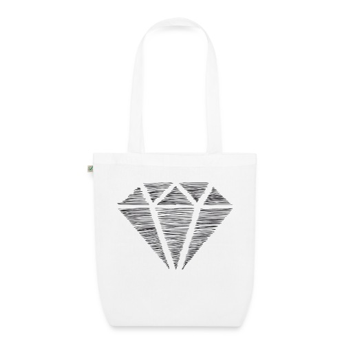 Diamante - Bolsa de tela ecológica
