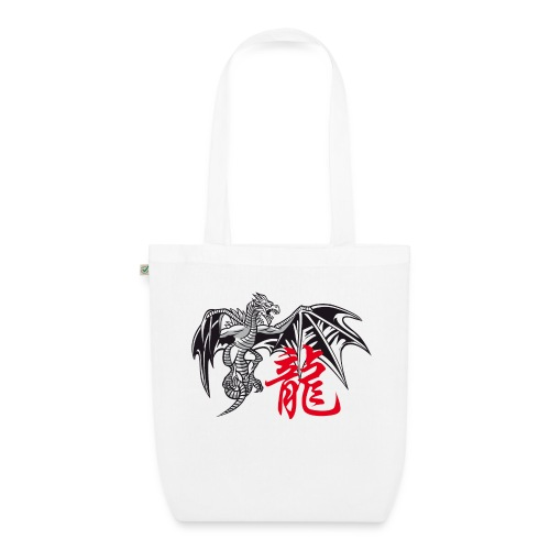 THE YEAR OF THE DRAGON ( - EarthPositive Tote Bag