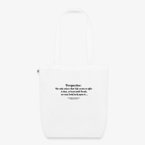 perspective T - EarthPositive Tote Bag
