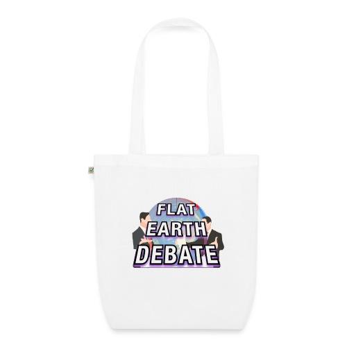 Flat Earth Debate - EarthPositive Tote Bag