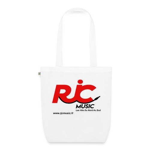 RJC Music avec site - Sac en tissu biologique