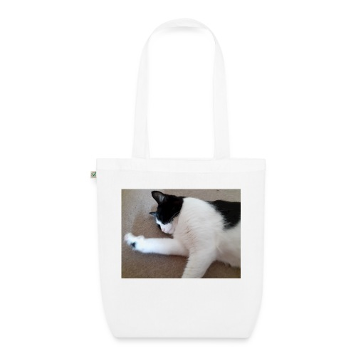 Chill like a cat! - EarthPositive Tote Bag