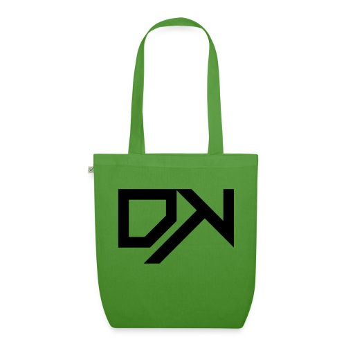 DewKee Logo Cap Black - EarthPositive Tote Bag