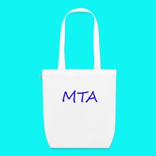 #MTA t-shirts - Øko-stoftaske