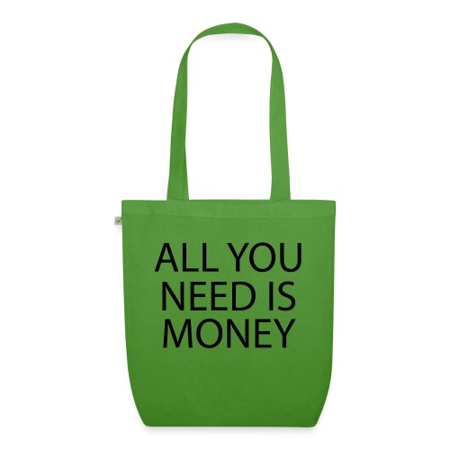 All you need is Money - Bio-stoffveske