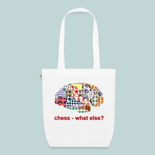chess_what_else - Bio-Stoffbeutel