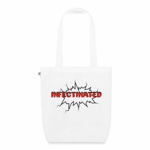 Infectinated - EarthPositive Tote Bag