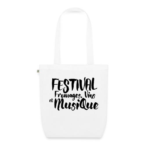 Festival FVM - Sac en tissu biologique