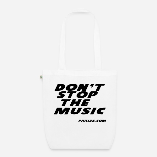 dontstopthemusic - EarthPositive Tote Bag