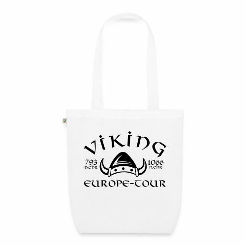 Viking-Europe-Tour front - Bio-Stoffbeutel