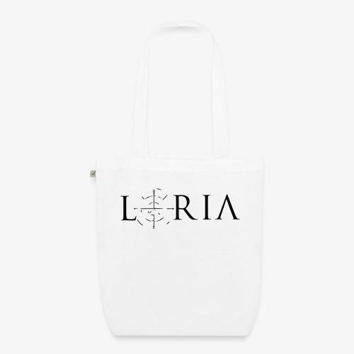 Loria Logo - Bio-Stoffbeutel