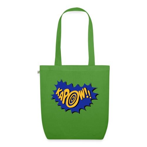 kapow - EarthPositive Tote Bag