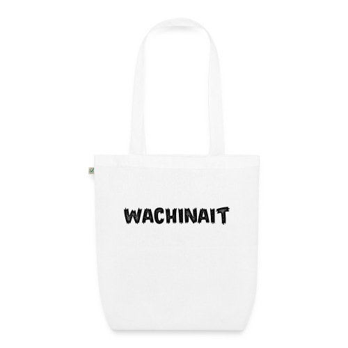 whachinait - EarthPositive Tote Bag