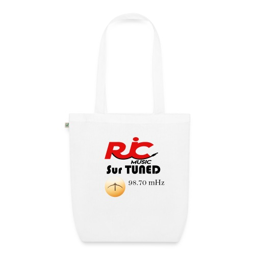 RJC sur TUNED - Sac en tissu biologique