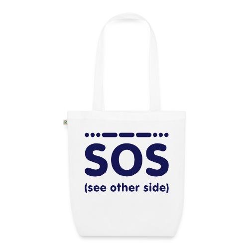 SOS - Bio stoffen tas