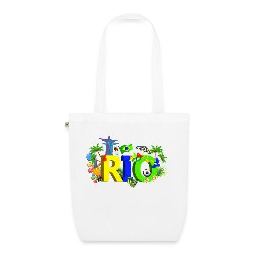 Rio de Janeiro Summer - EarthPositive Tote Bag