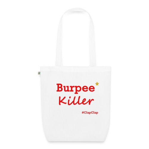 Burpee Killer Stern - Bio-Stoffbeutel