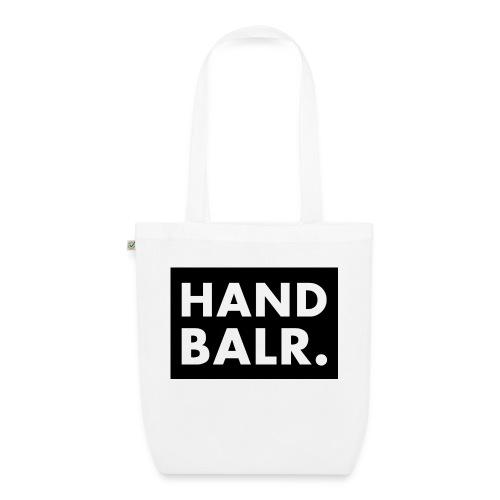 Handbalr Wit - Bio stoffen tas