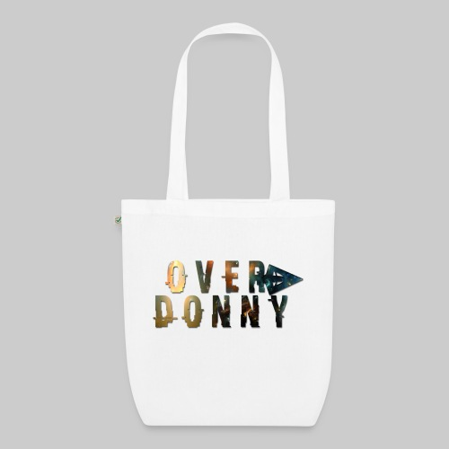 Over Donny [Arrow Version] - Borsa ecologica in tessuto