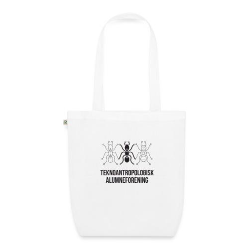 Teknoantropologisk Støtte T-shirt alm - Øko-stoftaske