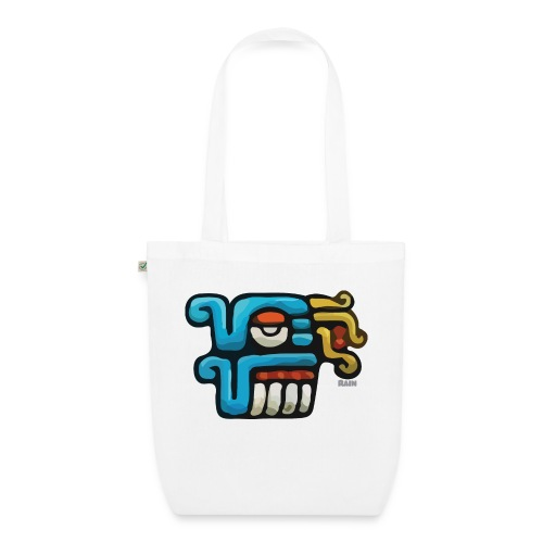 Aztec Icon Rain - EarthPositive Tote Bag