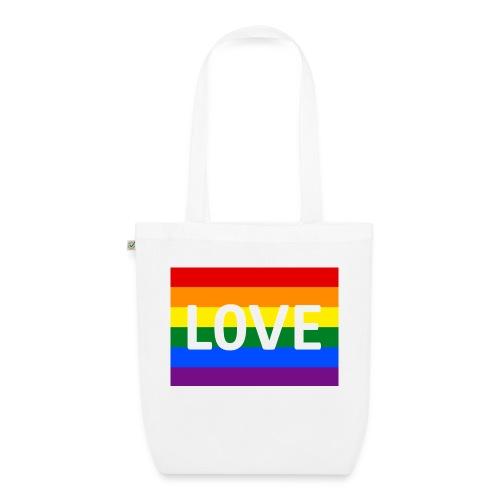 LOVE BELT BAG - Øko-stoftaske