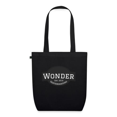 Wonder T-shirt - ol' small logo - Øko-stoftaske
