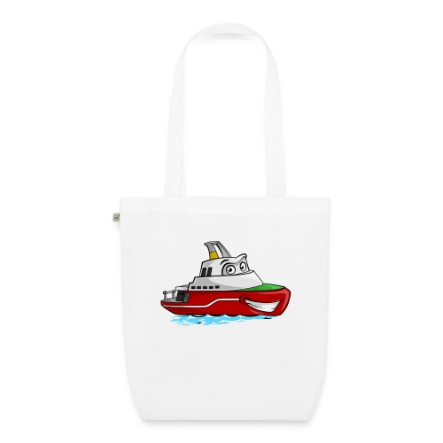 Boaty McBoatface - EarthPositive Tote Bag