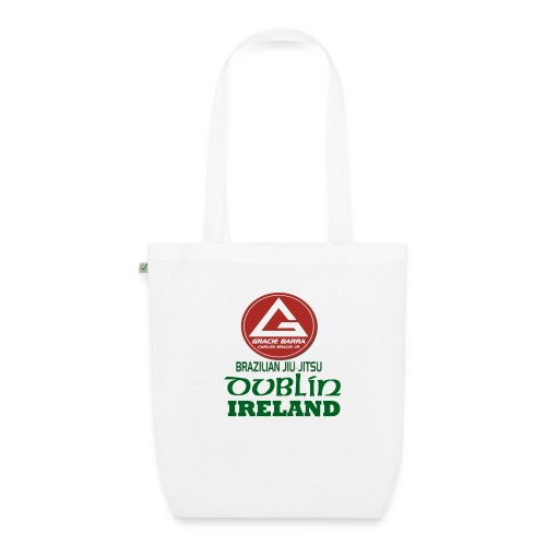 Gracie Barra Dublin Gaelic Celtic Font PNG - EarthPositive Tote Bag