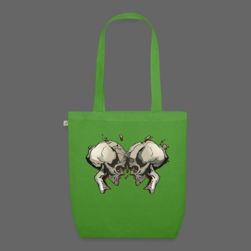 MHF_Logo_Loose-Skulls - EarthPositive Tote Bag
