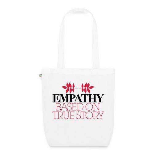 empathy story - Ekologiczna torba materiałowa
