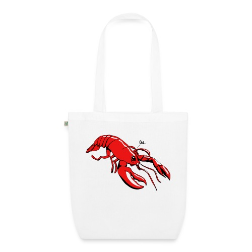 Lobster - EarthPositive Tote Bag